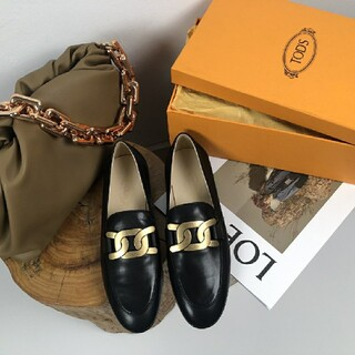 TOD'S - トッズ パンプス ローファー