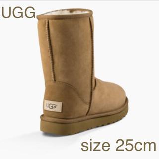 アグ(UGG)の未使用 UGG アグ クラシックS2  25cm(ブーツ)
