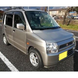 ミツビシ(三菱)の車検二年付❗軽ワゴン トッポBJ ルーフレール(車体)