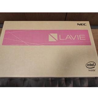 エヌイーシー(NEC)のumi様用新品未使用未開封NECノートパソコンLAVIE Direct NS(ノートPC)