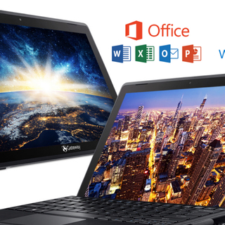 エイサー(Acer)の【美品】2in1タブレット/ノートPC Gateway GW312-31(タブレット)