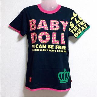 ベビードール(BABYDOLL)のタグ付き BABY DOLL レディースS Tシャツ(Tシャツ(半袖/袖なし))