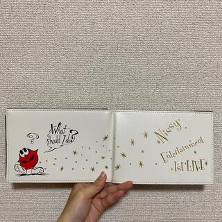 トリプルエー(AAA)のNissy 1st Live グッズ 鏡(ミラー)