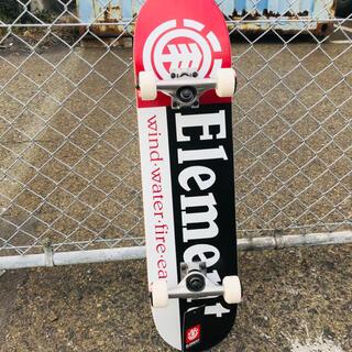 エレメント(ELEMENT)のELEMENT エレメント コンプリート スケートボード スケボー デッキ 板(スケートボード)