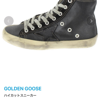 GOLDEN GOOSE - Golden goose スニーカー★