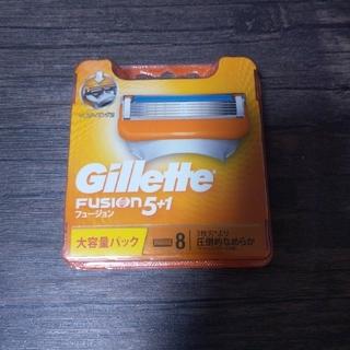ピーアンドジー(P&G)のジレット フュージョン5+1 替刃8B(8コ入)(その他)
