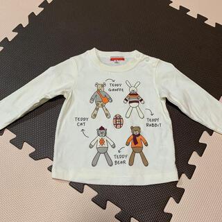 カステルバジャック(CASTELBAJAC)の子供服 カステルバジャック 長袖Tシャツ 80(Tシャツ)