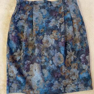 カプリシューレマージュ(CAPRICIEUX LE'MAGE)のカプリシューレマージュ タイトスカート(ひざ丈スカート)