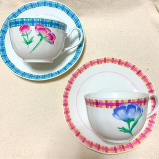 ジバンシィ(GIVENCHY)の【新品未使用・送料無料】GIVENCHY コーヒーカップ ソーサー ペアセット (食器)