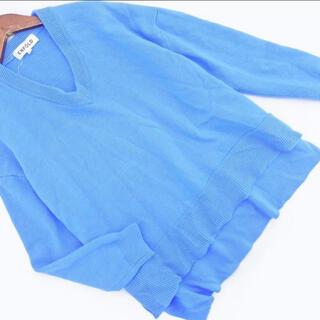 エンフォルド(ENFOLD)の値下げ ENFOLD エンフォルド ウール100% ニット セーター (ニット/セーター)