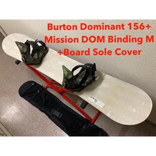 バートン(BURTON)のスノーボード Burton DOMINANT156(ボード)