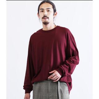 HARE - 処分価格 GILDAN オーバーサイズロングTシャツ