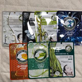 ◆お値下★美友 フェイスパック★日本製★個別包装 5枚セット!(パック/フェイスマスク)