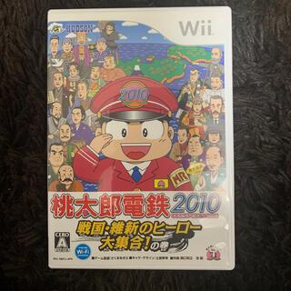 ハドソン(HUDSON)の桃太郎電鉄2010 戦国・維新のヒーロー大集合! の巻 Wii(家庭用ゲームソフト)