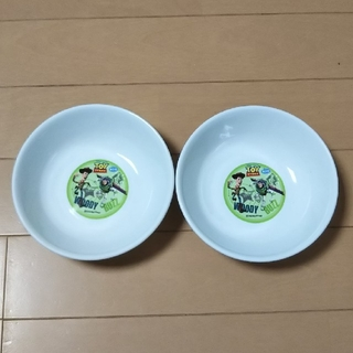 トイストーリー(トイ・ストーリー)のトイ・ストーリー 皿 2枚 トイストーリー 深皿 ディズニー キッズ 食器(食器)