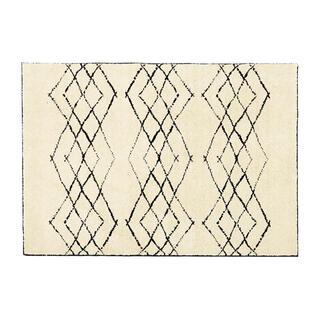 ウニコ(unico)のHIMAYA(ハイマヤ) パイルラグ 100×140cm(ラグ)