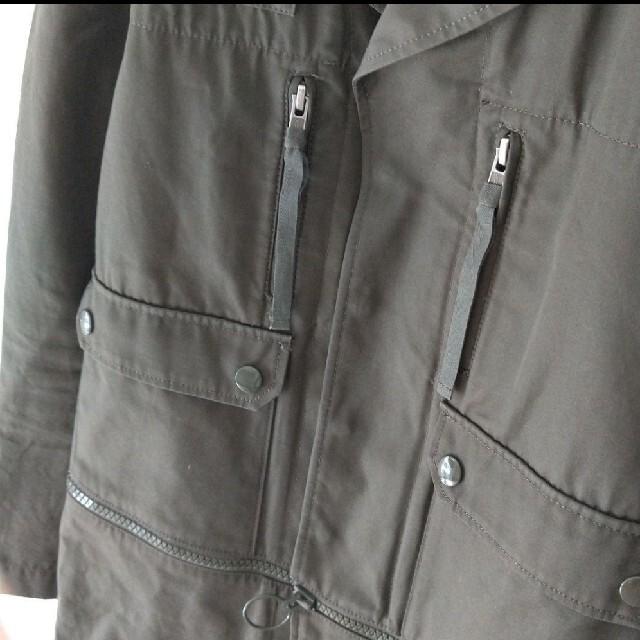 Edition(エディション)のエディション ミリタリーコート モッズコート 2way レディースのジャケット/アウター(モッズコート)の商品写真
