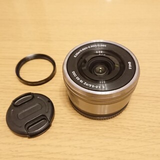 ソニー(SONY)のSONY E PZ16-50F3.5-5.6OSS SELP1650 中古レンズ(レンズ(ズーム))