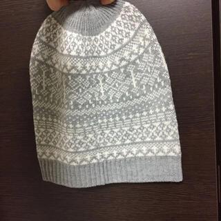 ユニクロ(UNIQLO)のUNIQLOユニクロニット帽(ニット帽/ビーニー)