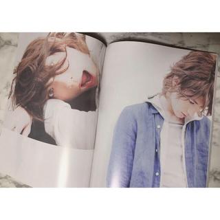 ワニブックス(ワニブックス)の雑誌 +act プラスアクト ミニ 三浦春馬 嵐 櫻井翔(男性タレント)