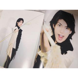 ワニブックス(ワニブックス)の雑誌 +act プラスアクト ミニ 三浦春馬 嵐 相葉雅紀(男性タレント)