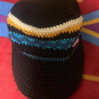 チャムス(CHUMS)のツバ付きニット帽 CHUMS(ニット帽/ビーニー)