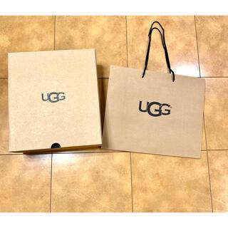 アグ(UGG)のugg ショップバッグ ボックス(ショップ袋)