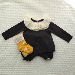 キャラメルベビー&チャイルド(Caramel baby&child )の韓国子供服 トップス 80cm(シャツ/カットソー)