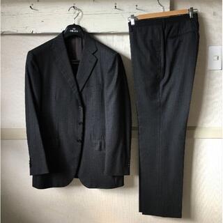 ユナイテッドアローズ(UNITED ARROWS)のS046★ユナイテッドアローズ メンズ秋冬スーツ48チャコールグレー ビジネス(セットアップ)