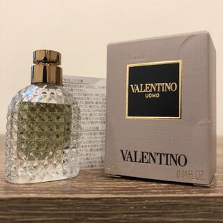 ヴァレンティノ(VALENTINO)のヴァレンティノ ウオモ VALENTINO サンプル(香水(男性用))