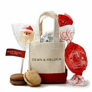 ディーンアンドデルーカ(DEAN & DELUCA)の【在庫1点のみ】DEAN&DELUCA ホリデーハッピーバッグミニ2020(菓子/デザート)