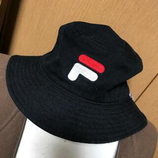 フィラ(FILA)のFILA☆スポーティーストリートハット帽(ハット)