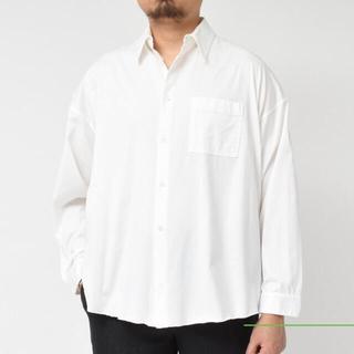 マルニ(Marni)の限界価格!MARNI マルニ 白シャツ 46(シャツ)