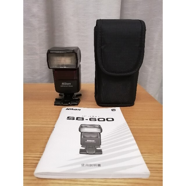 Nikon(ニコン)のプリン様専用 ニコン(Nikon)SB-600 (スピードライト) スマホ/家電/カメラのカメラ(ストロボ/照明)の商品写真