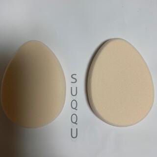 スック(SUQQU)のSUQQU 未使用 ファンデーションスポンジ 2個(パフ・スポンジ)