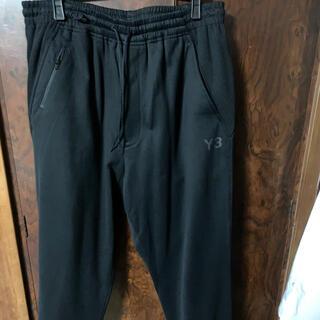 ワイスリー(Y-3)のy-3  M CLASSIC CUFFED TRACK PANTS(その他)
