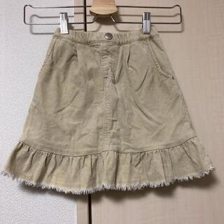 ユナイテッドアローズ(UNITED ARROWS)のUNITED ARROWS コーデュロイスカート(スカート)