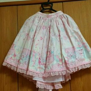 アンジェリックプリティー(Angelic Pretty)のAP スカート(ひざ丈スカート)