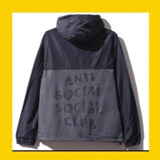 アンダーカバー(UNDERCOVER)の本物 assc ナイロン パーカー スウェット tシャツ cap bag ma1(ナイロンジャケット)