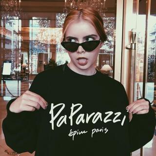 ロキエ(Lochie)のepine♥paparazzisweat (トレーナー/スウェット)