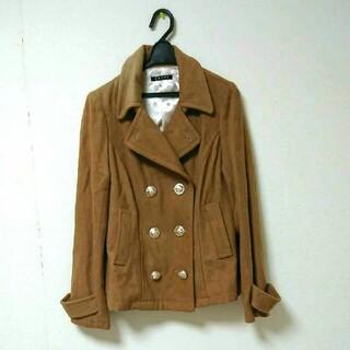 イング(INGNI)の秋冬 ウール混暖か INGNI ジャケット Pコート ピーコート キャメル(ピーコート)