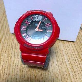 ベビージー(Baby-G)のG-SHOCK 腕時計 ベビーG 5288P JA 赤 レッド ネオン(腕時計)