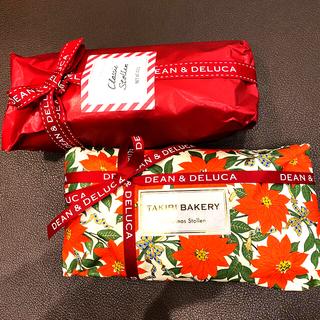 ディーンアンドデルーカ(DEAN & DELUCA)の2セット‼️DEAN & DELUCA/TAKIBI BAKERY シュトレーン(菓子/デザート)