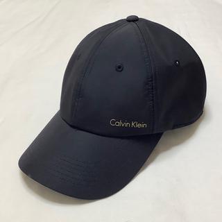 カルバンクライン(Calvin Klein)の【上品】Calvin Klein キャップ(キャップ)