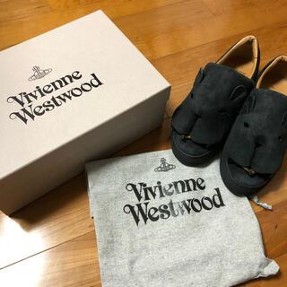 ヴィヴィアンウエストウッド(Vivienne Westwood)のタイガーシューズ(ローファー/革靴)