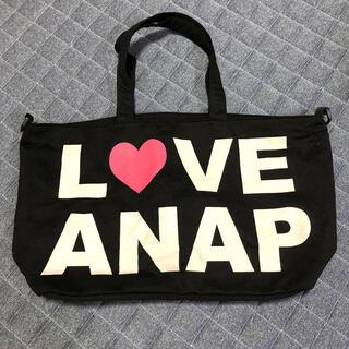 アナップ(ANAP)の美品 ANAP トートバック(トートバッグ)