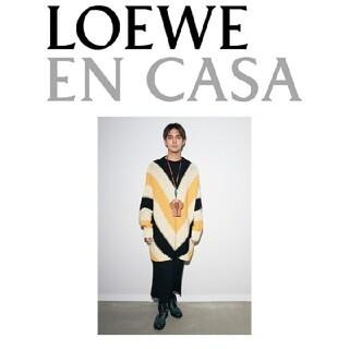 ロエベ(LOEWE)のLOEWE 片寄涼太 オーバーサイズニット(ニット/セーター)