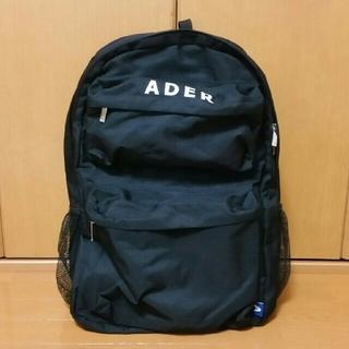 メゾンキツネ(MAISON KITSUNE')のアーダーエラーADER ERROR backpack(バッグパック/リュック)