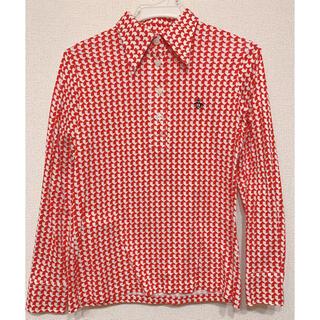 マンシングウェア(Munsingwear)のマンシングウェア レディース シャツ Mサイズ ゴルフウェア(ウエア)