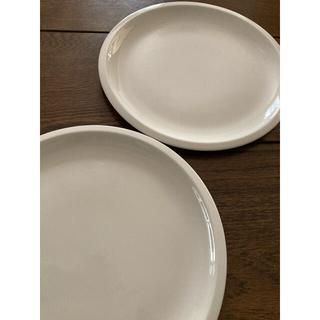 未使用品★ Jars ジャス ディナープレート  アイボリー 2枚 ペア お皿(食器)